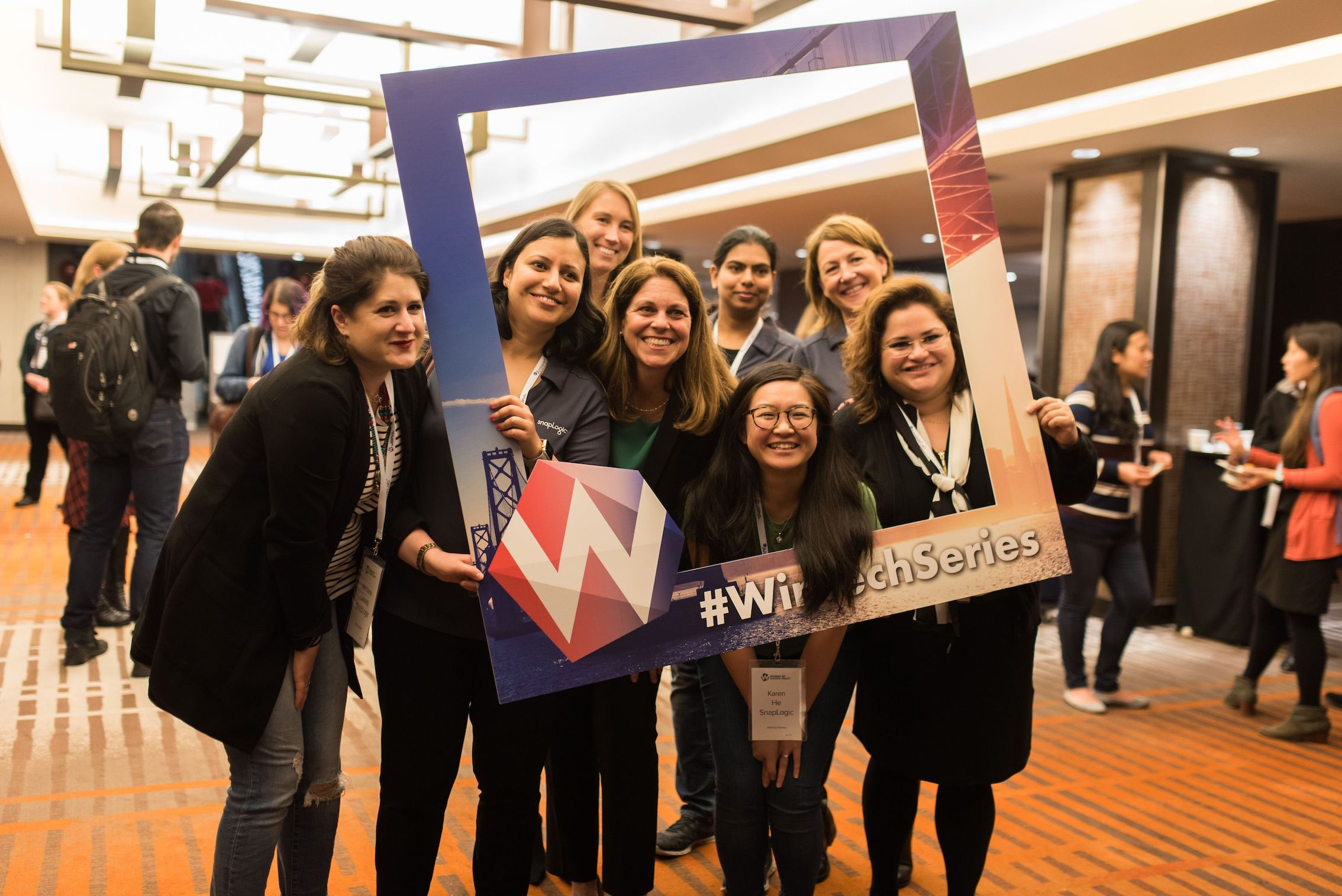 Attendees-Women-of-Silicon-Valley-2018