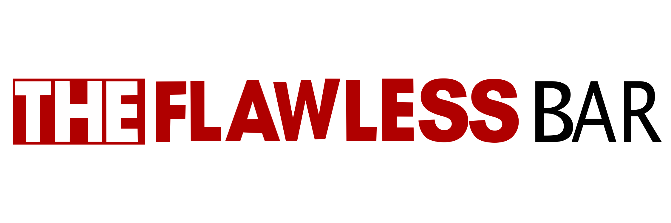 Flawless Bar - Logo