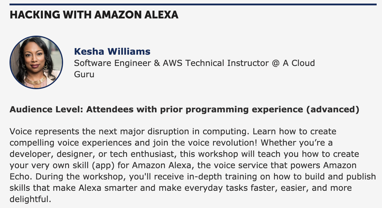 amazon-alexa-kesha-williams-software-engineer