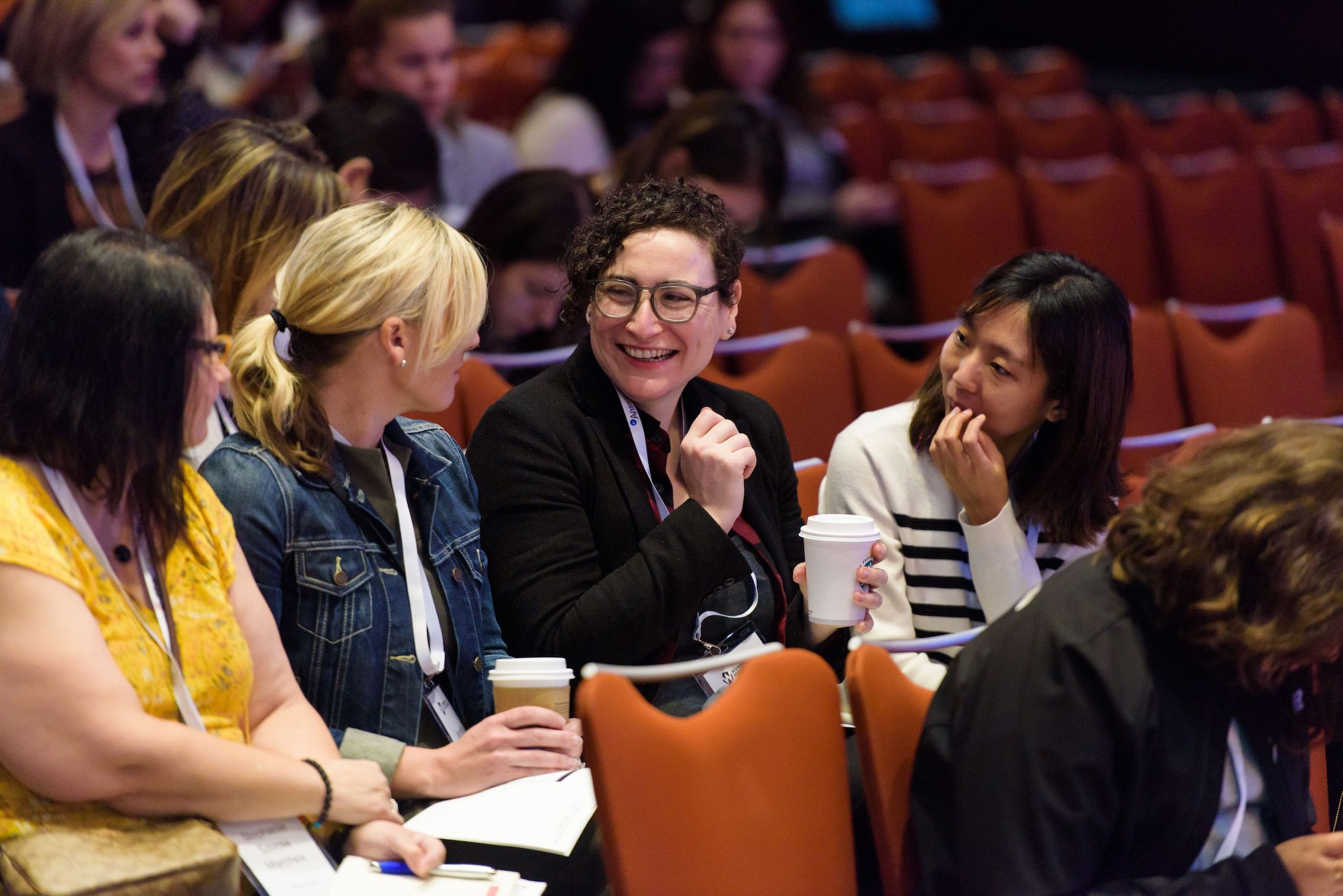 Women of Silicon Valley Attendees 2