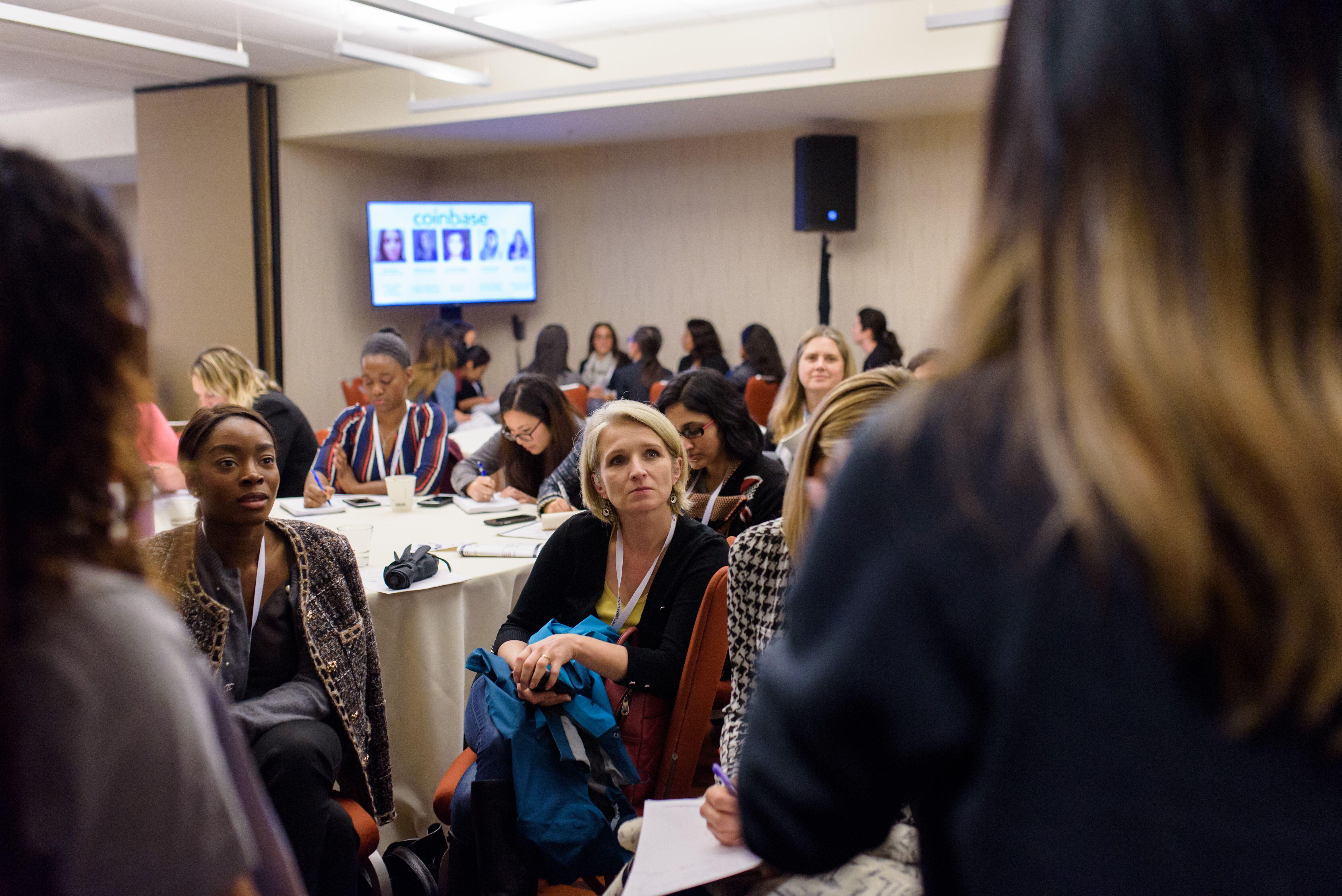 Women of Silicon Valley Workshop