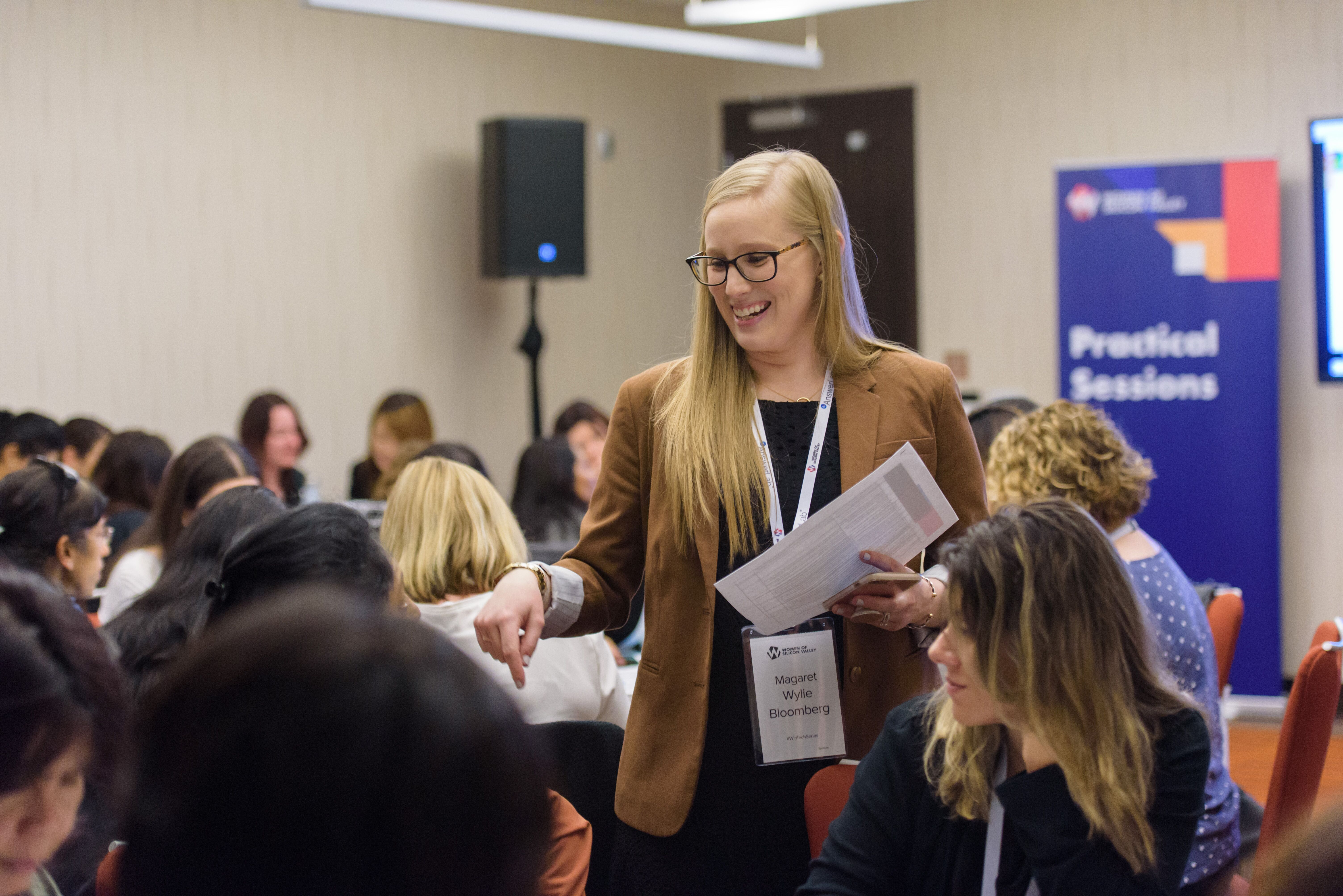 Women of Silicon Valley Practical Sessions