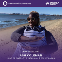 ash coleman-each-for-equal-international-womens-day